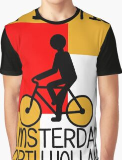 AMSTERDAM, NORTH HOLLAND-RIT IN STIJL Graphic T-Shirt