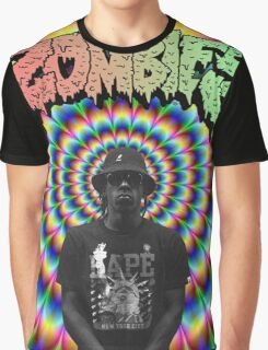 Meech and The FBZ Graphic T-Shirt