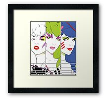 Our Songs Are Better! (Without Saxophone) Framed Print