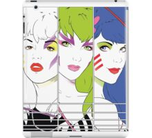 Our Songs Are Better! (Without Saxophone) iPad Case/Skin