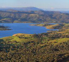 Lake Eildon .Pano by Donovan wilson