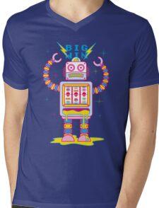 Vegasbot 7000 Mens V-Neck T-Shirt