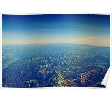 Wild Alps Poster