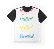 Heathers Graphic T-Shirt