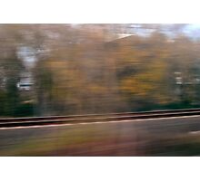 Speed Nature V Photographic Print