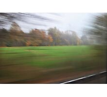 Speed Nature I Photographic Print