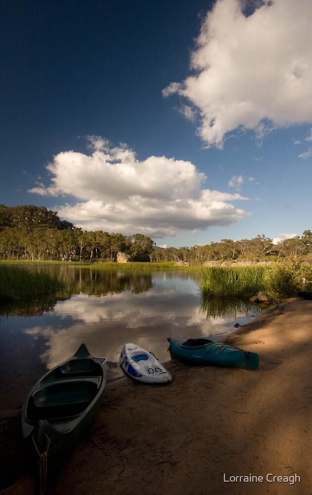 Dunn's Swamp ~ Wollemi National Park II by Lorraine Creagh