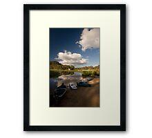 Dunn's Swamp ~ Wollemi National Park II Framed Print