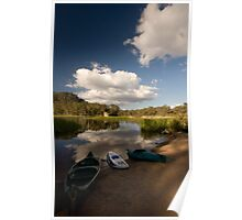 Dunn's Swamp ~ Wollemi National Park II Poster