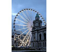 Belfast Photographic Print