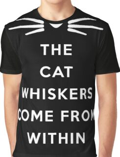 WHISKERS II Graphic T-Shirt