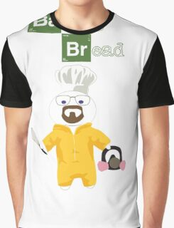 Baking Bread Graphic T-Shirt