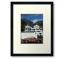 Motor Classic Framed Print