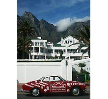Motor Classic Photographic Print