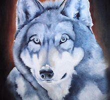 Wolf by Ian Morton