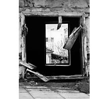 Remains Photographic Print