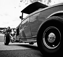 '32 ready 'n waiting... by Mark Will