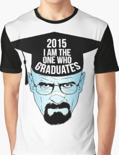 Graduating Bad  Graphic T-Shirt