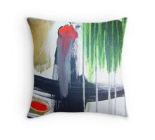 erection collection 4 Throw Pillow