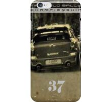 37 Sordo iPhone Case/Skin