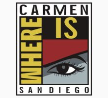Where is Carmen? Kids Clothes