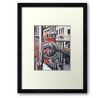 The Blood of Venice Framed Print