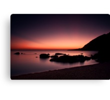 """Morning Bliss"" Canvas Print"