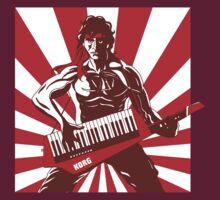 Keytar Rambo  by Joozu
