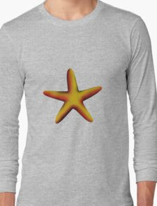 Starfish Weatherboard Long Sleeve T-Shirt