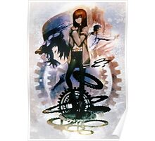 Steins Gate Poster Poster