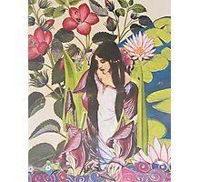 A Lady of Shallott Photographic Print