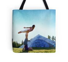 Acroyoga Fly Tote Bag