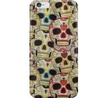 Calavera iPhone Case/Skin