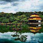 Kinkaku-ji, Kyoto by Abtin Eshraghi