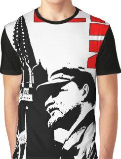 LENIN-KREMLIN Graphic T-Shirt