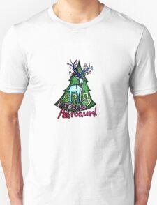 EXPECTO PATRONUM Harry Potter Christmas Design Unisex T-Shirt