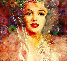 Marilyn Monroe by Atanas NASKO