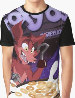 Foxy-o's Graphic T-Shirt