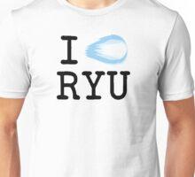 I Hadouken Ryu Unisex T-Shirt