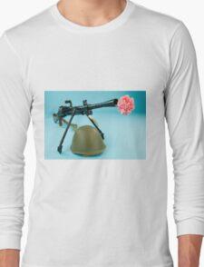 Let's Make Love, Not War! Long Sleeve T-Shirt