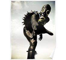 Zentai Hedgehog 01 Poster