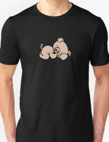Sleeping piggy T-Shirt