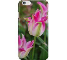 Pink Tulips (Somerset) iPhone Case/Skin
