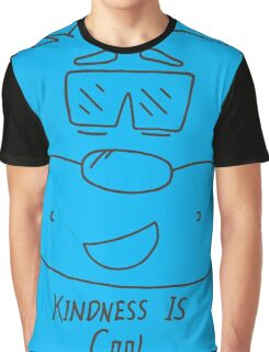 Kindness Is Cool  Graphic T-Shirt