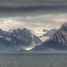 Dark Sky over Norway by Steve
