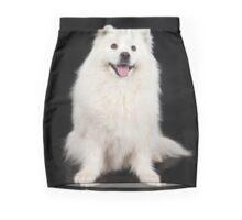 White Dog Mini Skirt