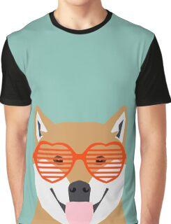 Shiba Inu - Cute shiba inu gifts for dog lovers dog owner gifts ideas cute shiba inu puppies Graphic T-Shirt