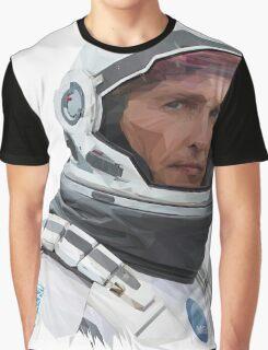 INTERSTELLAR - COOPER Graphic T-Shirt