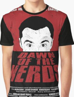 Dawn of the Nerds Graphic T-Shirt