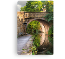 Bridge 225 Canvas Print